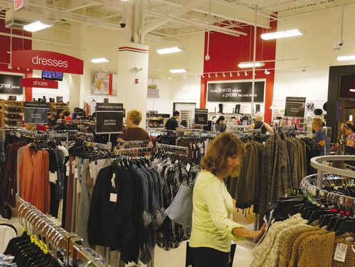 Tj Maxx Is Open Chapel View Cranston Ri
